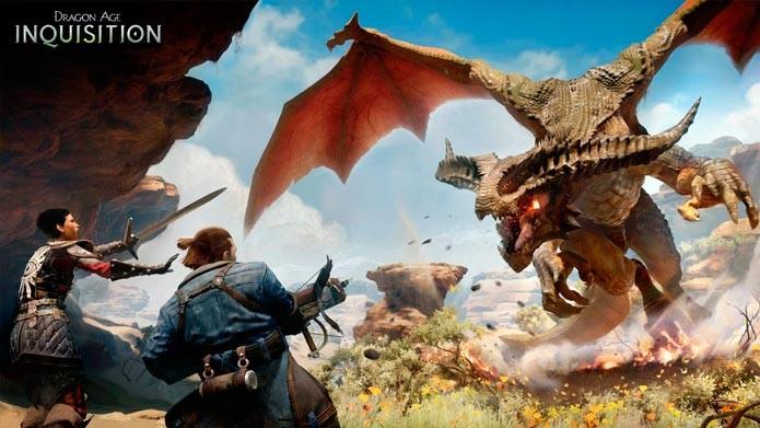 Dragon Age Inquisition (Foto: Divulgação)