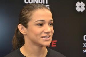Ericka Almeida UFC MMA (Foto: Raphael Marinho)