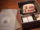 Gabriela Pugliesi e Erasmo Viana presenteiam padrinhos de casamento