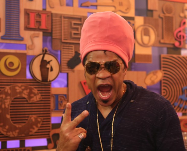Brown fala em Yoruba (Foto: Isabella Pinheiro/ TV Globo)