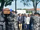 Ex-governador Elcio Alvares é sepultado na Serra, ES