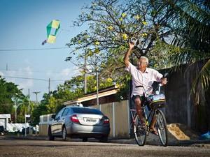 O fotógrafo contará sobre a cultura da bicicleta no Brasil (Foto: Felipe Baernninger/Arquivo Pessoal)