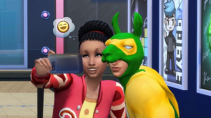A GeekCon é o evento perfeito para o Sim testar suas habilidades em videogames ou programação (Foto: Divulgação/EA)