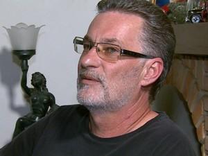 Carlos Kennedy Witthoeft passou 17 dias preso por produzir as cápsulas (Foto: Paulo Chiari/EPTV)
