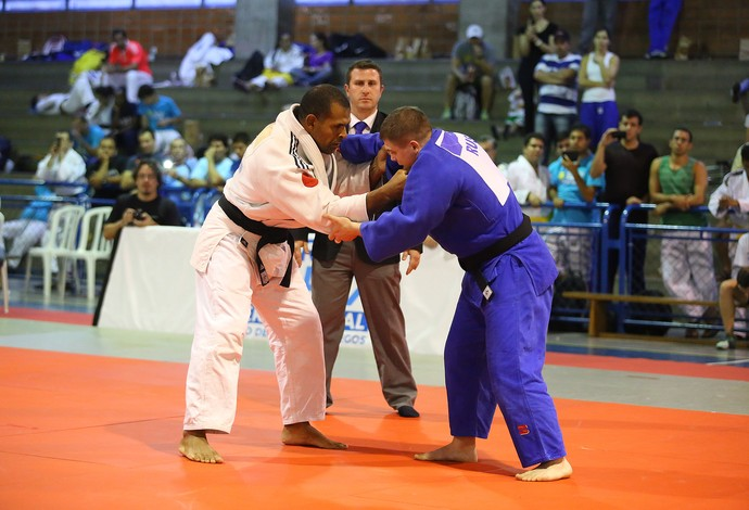 judô paralímpico Antônio Tenório (Foto: Guto Marcondes / CPB / MPIX)