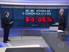 Brasil vive a maior recessão dos últimos 25 anos, diz Banco Central