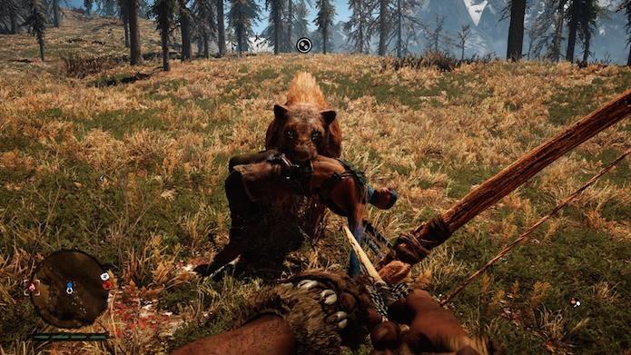 Far Cry Primal: sistema de criação de armas e itens está muito mais robusto e complexo (Foto: Reprodução/Victor Teixeira)