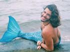 Rapaz ganha a vida como 'sereio' no Rio: 'Acham ridículo, mas não importa'