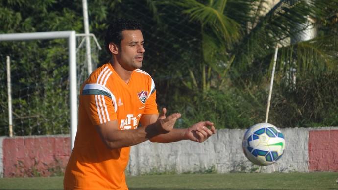 Fred Fluminense (Foto: Daniel Gomes / GloboEsporte.com)