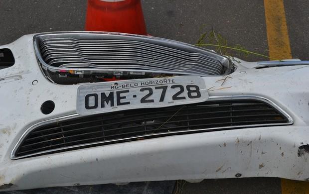 carro anselmo ramon (Foto: Everaldo Lins/Arquivo pessoal)
