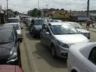 Usuária reclama de espera de 5h na Ilha de Itaparica para entrar no ferry