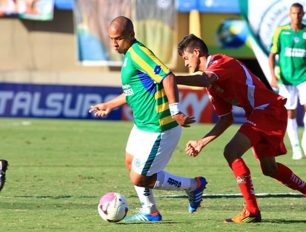Goiás 2 x 0 Boa Esporte (Foto: Zuhair Mohamad / O Popular)