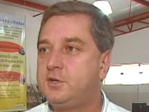 ex-prefeito de São Sebastião da Gramax (SP), Emílio Bizon Neto (PPS) (Foto: Reprodução/ EPTV)