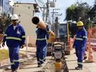 Obras de esgotamento vão alterar trânsito (Maurício Porão/ Ascom Macaé)