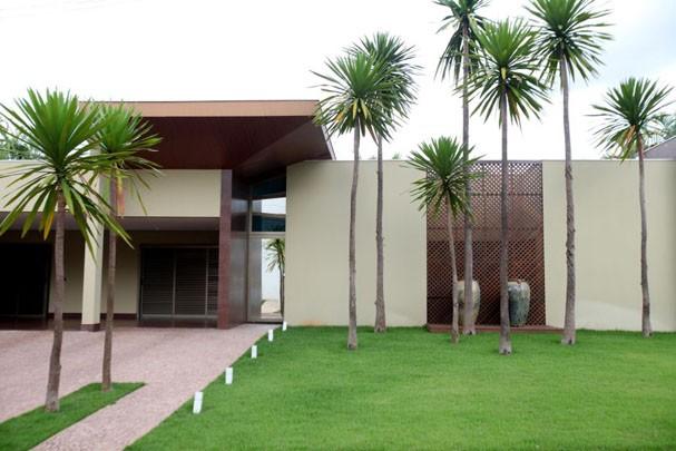 Jardim casa Rondonópolis (Foto: Divulgação)
