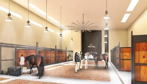 Projeto prevê espaço especial para cavalos (Foto: Divulgação)