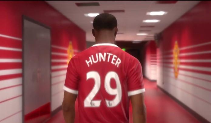 FIFA 17 traz a história de Alex Hunter (Foto: Divulgação/EA)