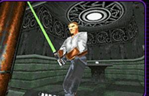 Kyle Katarn era o personagem de 'Jedi Knight: Dark Forces II' (Foto: Divulgação/LucasArts)