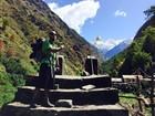 'Estamos seguros', diz brasileiro no Nepal em novo contato com a mãe