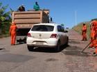 Queda na arrecadação compromete reparo das rodovias de AL, diz DER