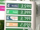 Preço da gasolina cai menos que o anunciado em postos do ES
