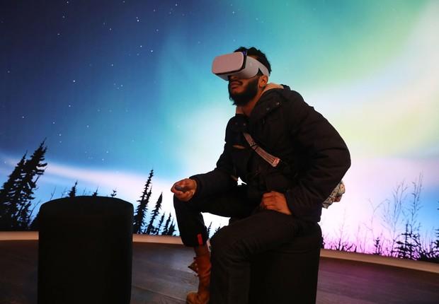 realidadevirtual-futuro-óculos (Foto: Getty Images)