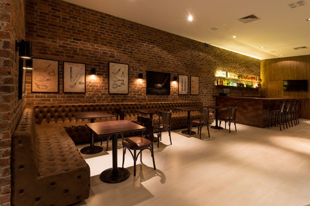 Ambiente descontraído do Clubhouse tem feito sucesso entre empresas (Foto: Julia Ribeiro)