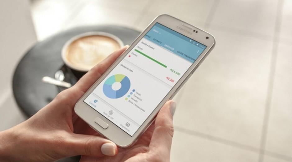 O aplicativo de finanças pessoais Just oferece empréstimos  (Foto: Reprodução)