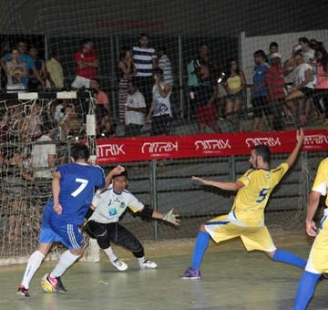 Roraimense de Futsal Sub-20 tem mais gols e melhor média (Foto: Reynesson Damasceno)
