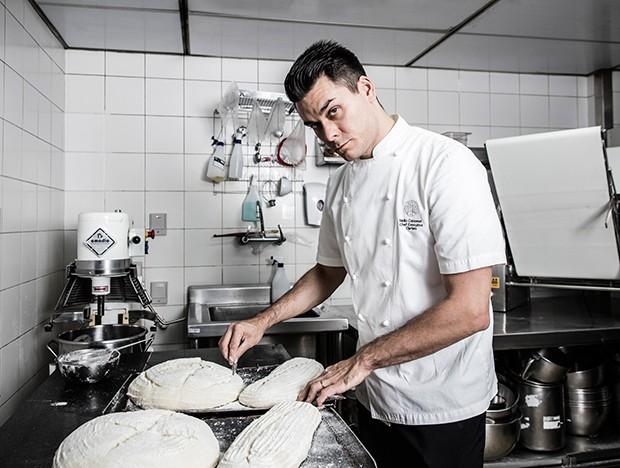 O chef Nello Cassese (Foto: Stefano Martini)