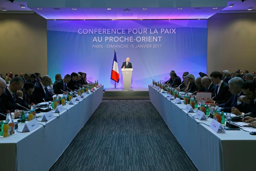 Resultado de imagem para conferencia de paris 2017