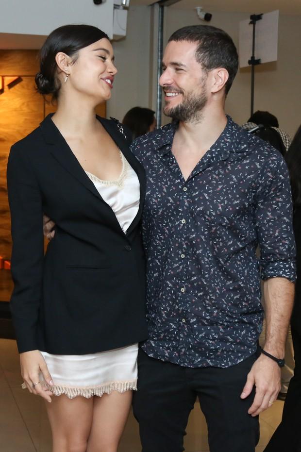Sophie Charlotte e Daniel Oliveira (Foto: Roberto Filho / BRAZIL NEWS)