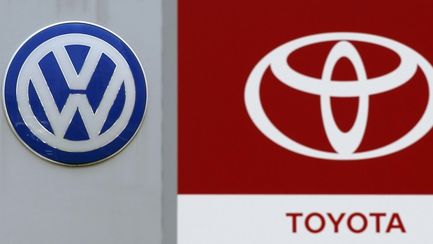 Vendas do Gupo Volkswagen superaram a Toyota no 1º semestre (Foto: REUTERS/Toru Hanai/Files)