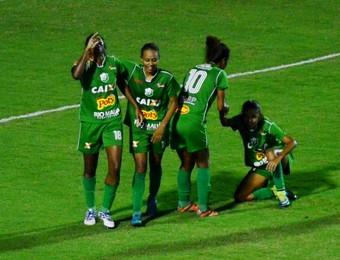 São José futebol feminino x Rio Preto feminino (Foto: Danilo Sardinha/GloboEsporte.com)