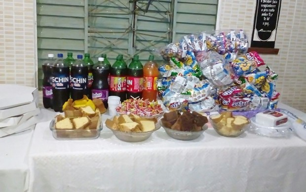 BLOG: Mãe de Massaranduba atende pedido do filho e promove festa no Piauí