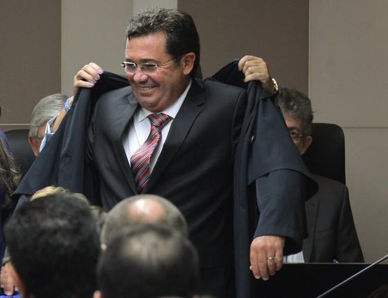 Posse de Vital do Rêgo como ministro do TCU (Foto: Antonio Cruz/Agência Brasil)