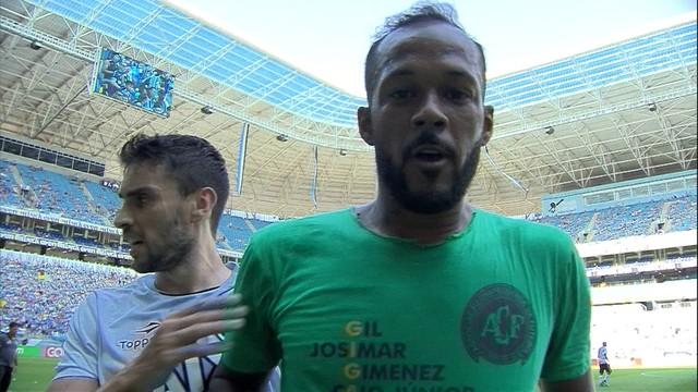 Bruno Silva fez o gol da vitória