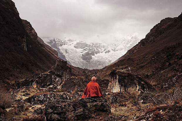 *** Local Caption *** Matthieu Ricard; (Foto: COURTESY OF MATTHIEU RICARD)