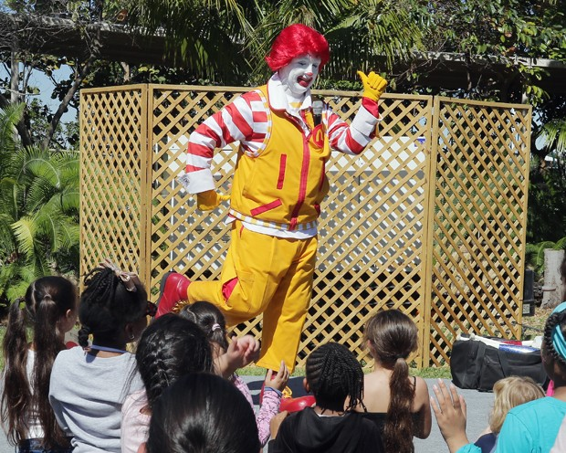 Ronald McDonald (Foto: John Parra/Getty Images)