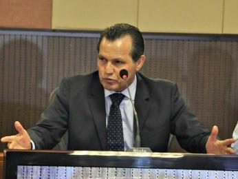 Governador Silval Barbosa (Foto: Eduarda Fernandes/ G1)