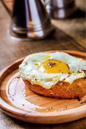 Alheira com ovo trufado (Foto: Divulgação)