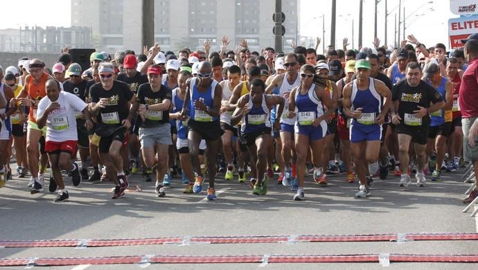 Meia Maratona de Praia Grande abre inscrições nesta terça (Foto: Irandy Ribas)