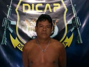 Clemildo cumpria pena em regime aberto pelo crime de tráfico de drogas (Foto: Divulgação/Dicap)