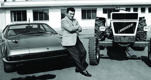 Vida de Ferruccio Lamborghini será contada em filme  (Foto: Divulgação)