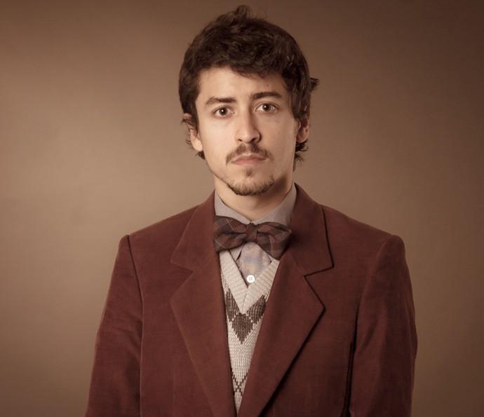 Jesuíta será o romântico professor de música Felipe (Foto: Artur Meninea/Gshow)