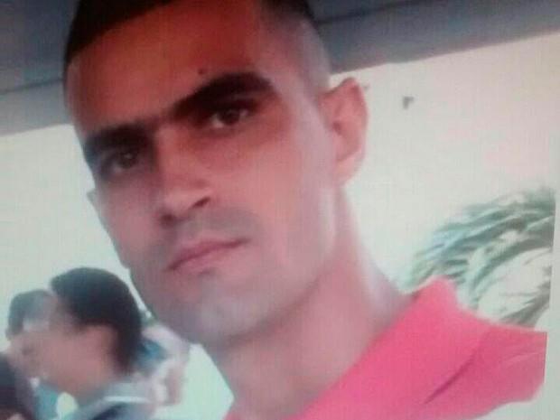 Guarda Municipal Ricardo Luiz Silva Fonseca é suspeito de participar de morte de ex-dançarino na Bahia (Foto: SSP-BA / Divulgação)