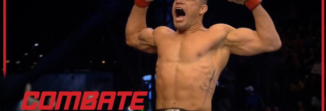 Confira os melhores momentos do  peso-médio Thales Leites no UFC