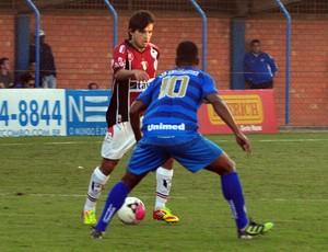Tiago Real Joinville (Foto: Divulgação/Site Oficial Joinville)