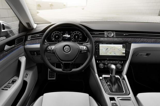 Volkswagen Arteon (Foto: Divulgação)