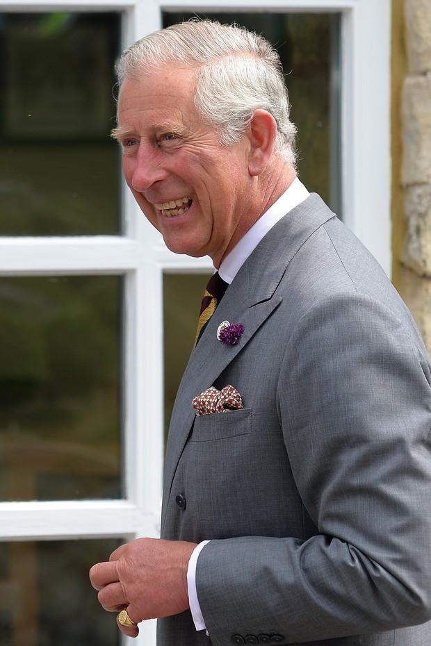 Príncipe Charles (Foto: ANDREW YATES / AFP)